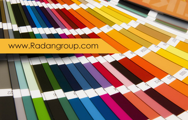 طراحی و چاپ | گرافیک رادان