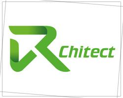 طراحی لوگو حرفه ای | rchitect