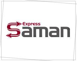 طراحی لوگو حرفه ای | شرکت سامان