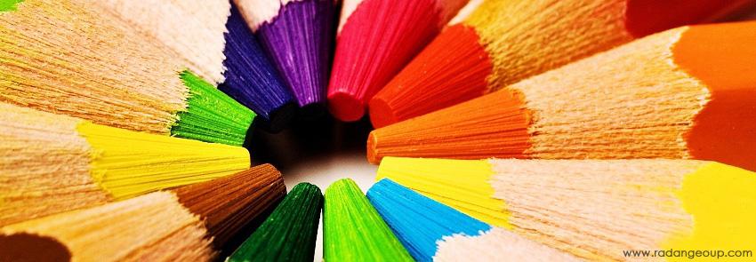 اصول روانشناسی رنگ ها